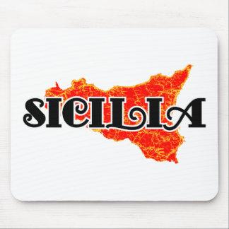 La Sicile Tapis De Souris