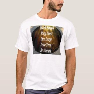 La signification de la vie t-shirt
