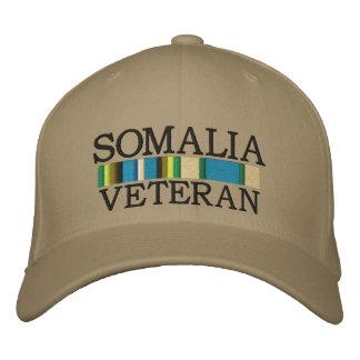 La SOMALIE, casquette de VÉTÉRAN