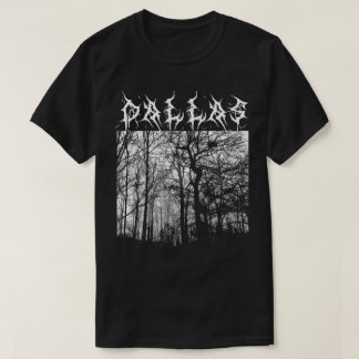 La soudure de vallée/Black Metal T-shirt