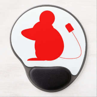 La souris d'USB du confort - tapis de souris de