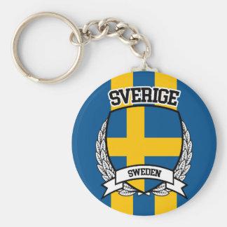 La Suède Porte-clés