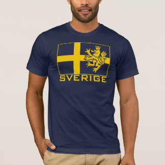 La Suède Sverige T-shirt
