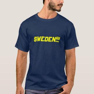 La SUÈDE ! ! ! T-shirt