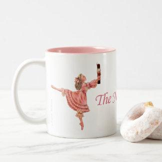 La tasse de ballet de casse-noix