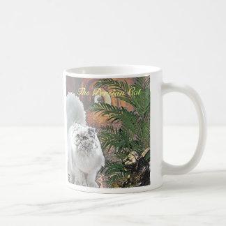 La tasse de chat persan
