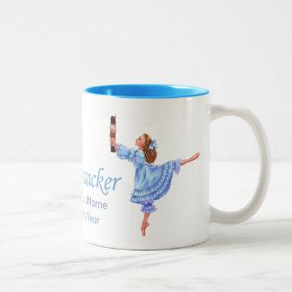 La tasse de Clara de ballet de casse-noix