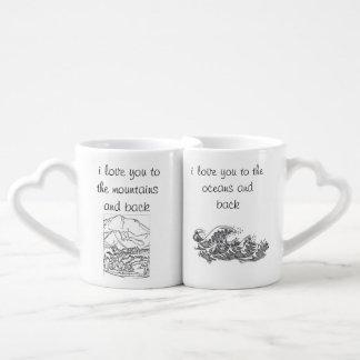 La tasse de l'amant aventureux