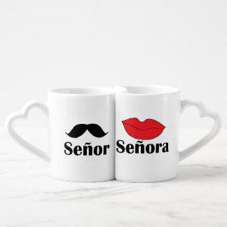 La tasse de l'amant de Señor et de Señora