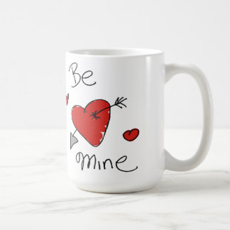 La tasse de Saint-Valentin de question
