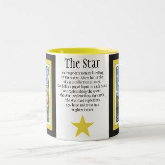 La tasse d'étoile