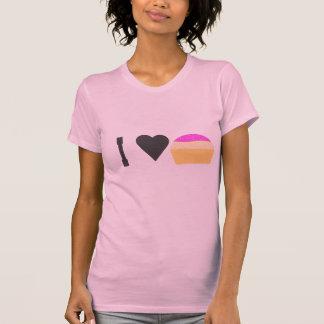 La tasse d'ILove durcit des T-shirts