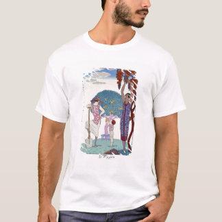 La terre, 1925 (litho de couleur) t-shirt