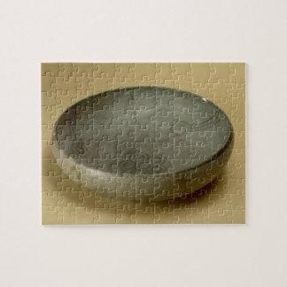 La terre cuite a peint les articles gris, Hastinap Puzzle