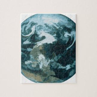 La terre peinte puzzle