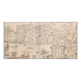 LA TERRE SAINTE, 1695