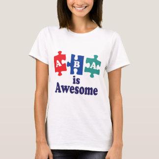 La thérapie d'aba est impressionnante t-shirt