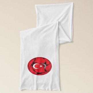 La Turquie #1 Foulards