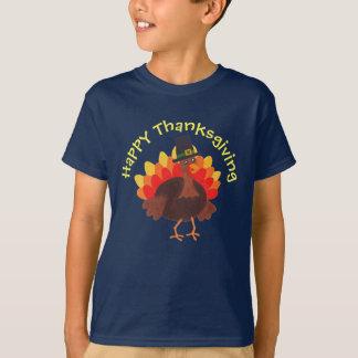 """La Turquie heureuse pièce en t de """"bon T-shirt"""