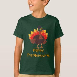 La Turquie heureuse - pièce en t T-shirt