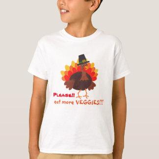La Turquie mignonne - thanksgiving drôle - T-shirt