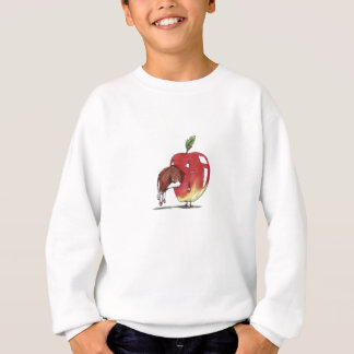 La vengeance d'Apple Sweatshirt
