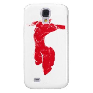 La Vénus de Milo rouge Coque Galaxy S4