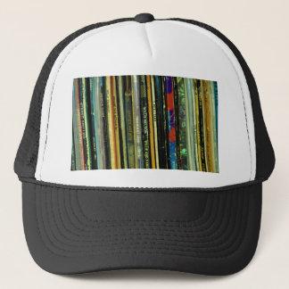 La vie 1 de vinyle casquette