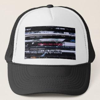 La vie 3 de vinyle casquette