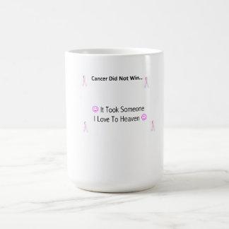 La vie après Cancer Mug