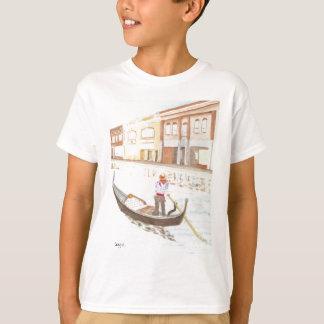 La vie de canal t-shirt