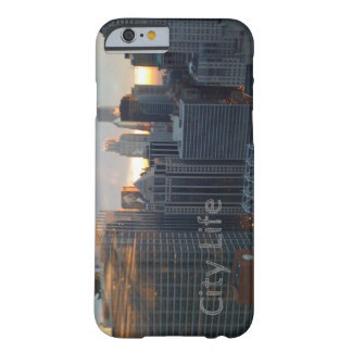 La vie de ville coque iPhone 6 barely there