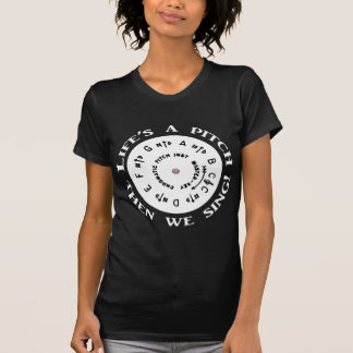 La vie est un lancement t-shirt
