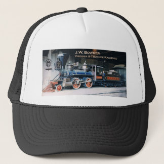 La Virginie et casquette de Bowker de moteur de