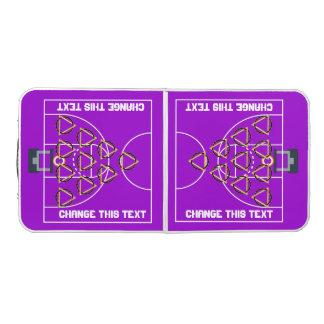 Laadklep 34 van het Basketbal van Pong kleuren Beer Pong Tafel