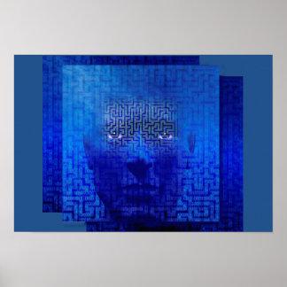 Labyrinthes de l'esprit poster