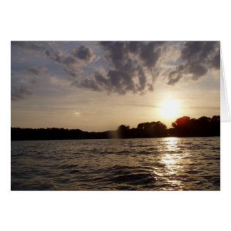 Lac Murray, Sc Carte De Vœux