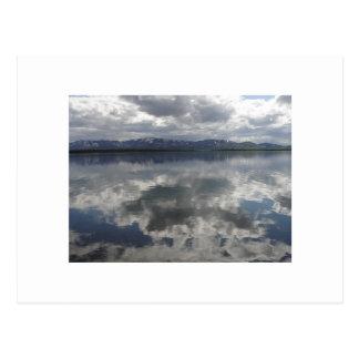 Lac summit, Alaska Carte Postale