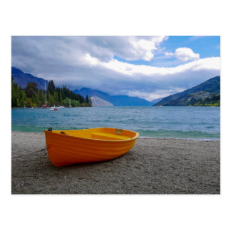 Lac Wakatipu, Queenstown - carte postale