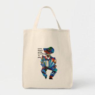 L'accordéoniste Tote Bag