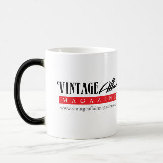 L'affaire vintage s'est fanée style mug magique