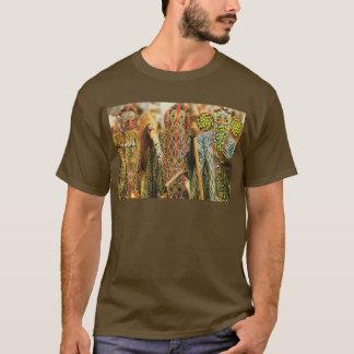 L'Afrique, danseurs de Banjouge, Cameroun T-shirt