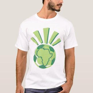 L'Afrique pour l'Afrique par Kihiko - éclat de T-shirt