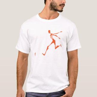 L'Afrique pour l'Afrique par la partie de jambes T-shirt