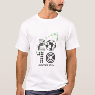 L'Afrique pour l'Afrique par usage de Jamburi T-shirt