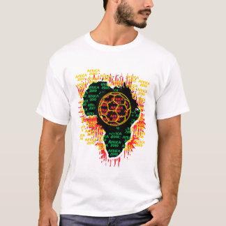 L'Afrique pour l'Afrique par Zetuzakale - boule T-shirt