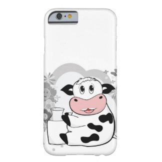 Lait boisson de vache coque iPhone 6 barely there