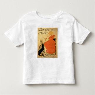 """""""Lait stérilisé pur de La Vingeanne"""", 1894 (Co Tshirts"""