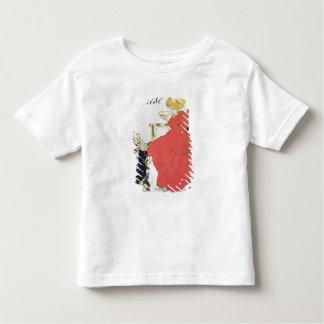 Lait stérilisé pur de publicité par affichage t-shirt pour les tous petits