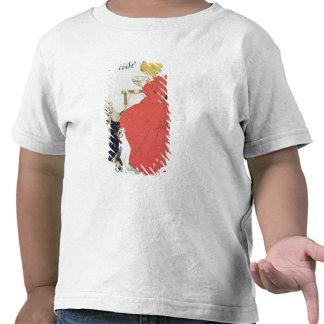 Lait stérilisé pur de publicité par affichage t-shirts